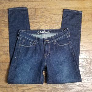 Old Navy Sweetheart Jeans Dark Wash Size 2 Short